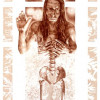 Vincent Castiglia Sheds Blood for His Art–Literally