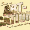 Take an Art-Cation