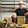 URBAN ASHES—Using Salvaged Wood to Make Artful Frames, by Michael Pacitti