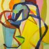 Wayne Mok's 'Headstrong #7′