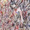 """""""Hommage a Pollock II,"""" Nicole Furman"""