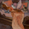 """Feline Fashion Harem,"" Barbara Tyler Ahlfield"