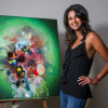 LaunchPad Artists Brittany Segal and Renuka Adhav Make Their Mark