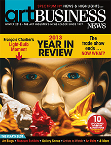 Art Business New - 2013 Winter Issue