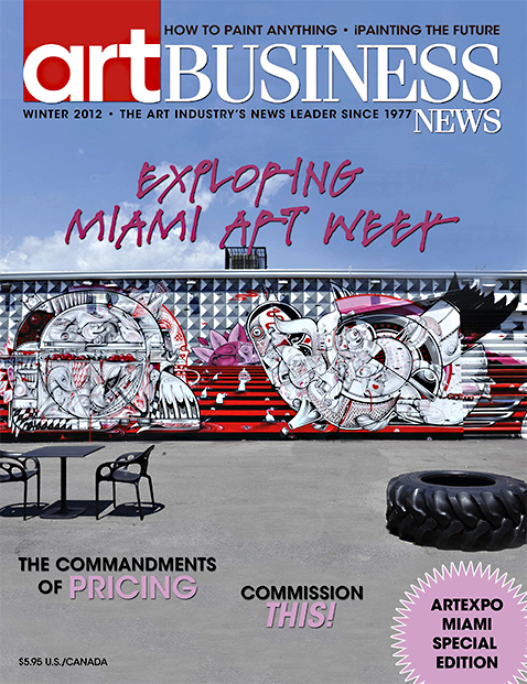 ABN Winter 2012 Cover