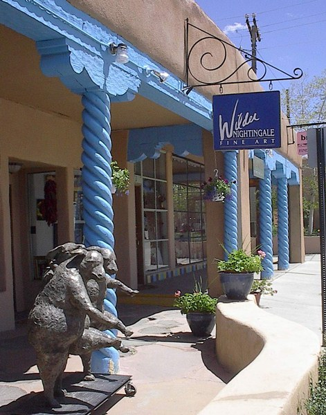 Wilder Nightingale Fine Art in Taos, N.M.