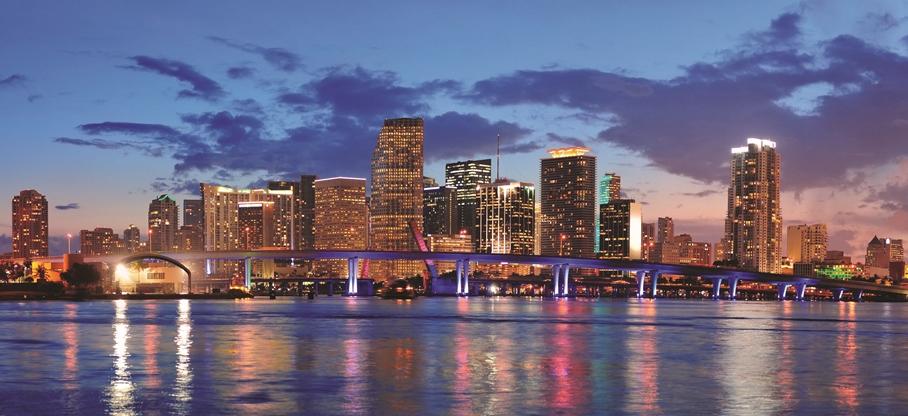Miami-Cityscape- Songquan Deng