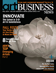 Art Business News Fall 2014 Edition