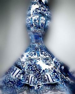 Evening dress, Roberto Cavalli