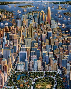Eric Dowdle New York
