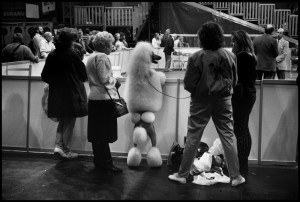 """Birmingham, Great Britain,"" Elliott Erwitt"