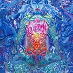 Indigo-Meditation