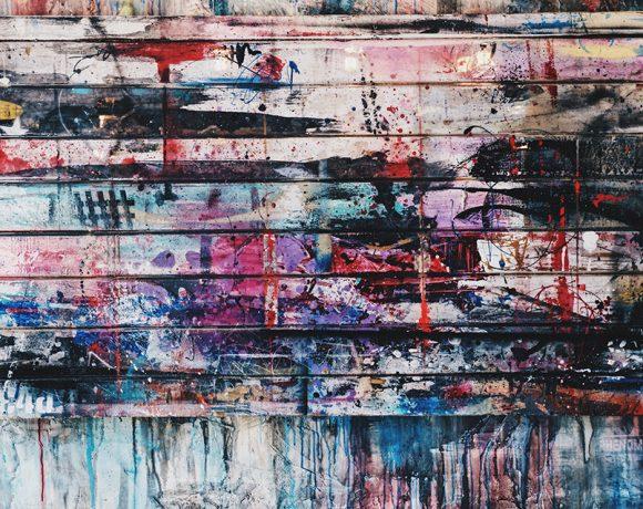 Splattered Paint, Patrick Tomasso