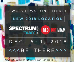 Spectrum Miami & Red Dot Miami 2018