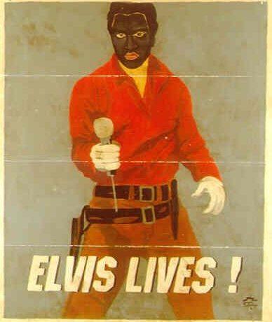 Elvis Lives - Michael Ray Charles
