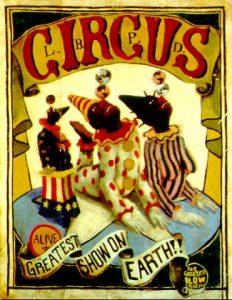 Circus - Michael Ray Charles