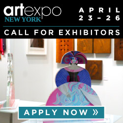 Exhibit at Artexpo New York 2020