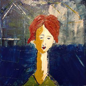 Jackie Fuchs Painting