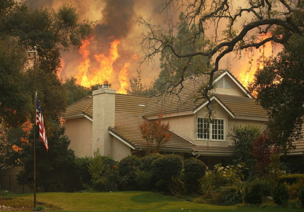 Wildfire Home