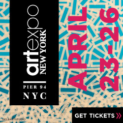 Attend Artexpo New York 2020