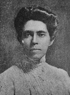 Individual woman