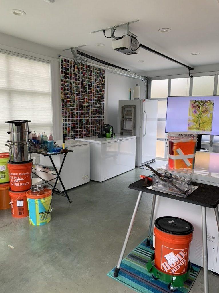 Anna's Studio