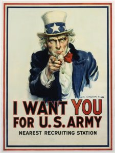 I Want You - James Montgomery Flagg