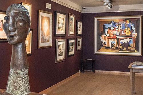 Renssen Gallery, Amsterdam