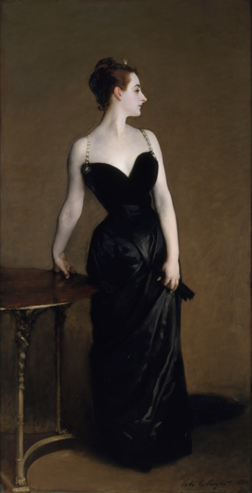 Portrait of Madame X, 1884 by John Singer Sa