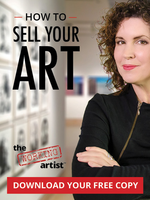 Crista Sell Your Art banner