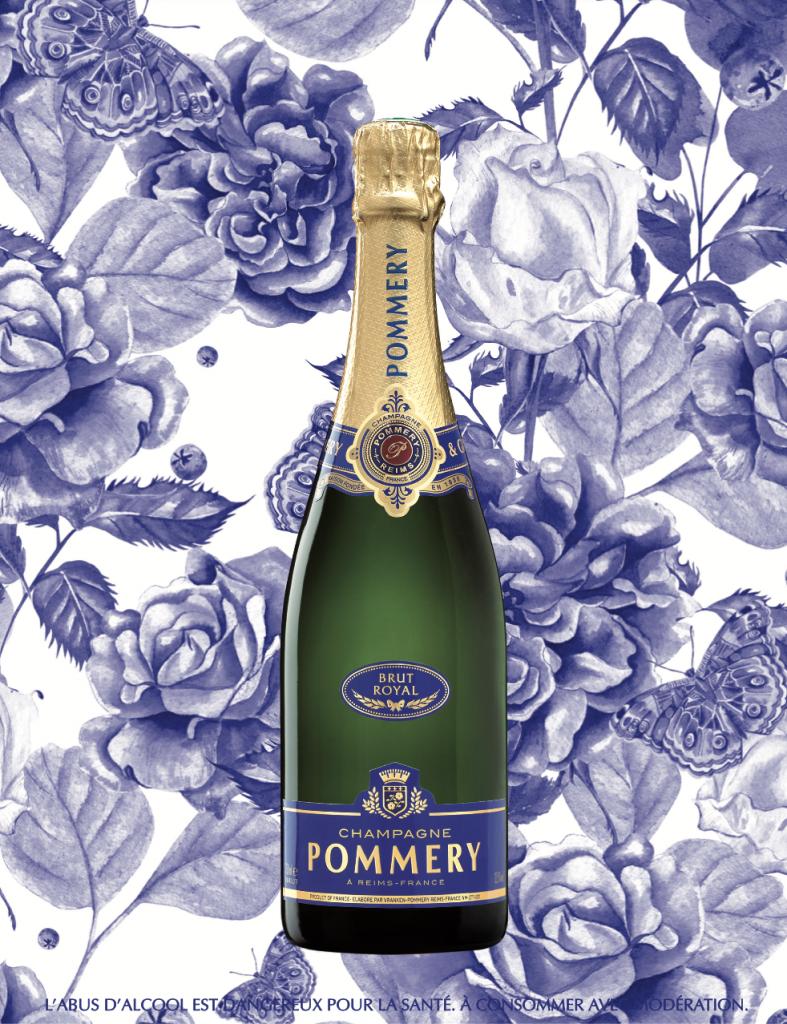 Pommery Bottle