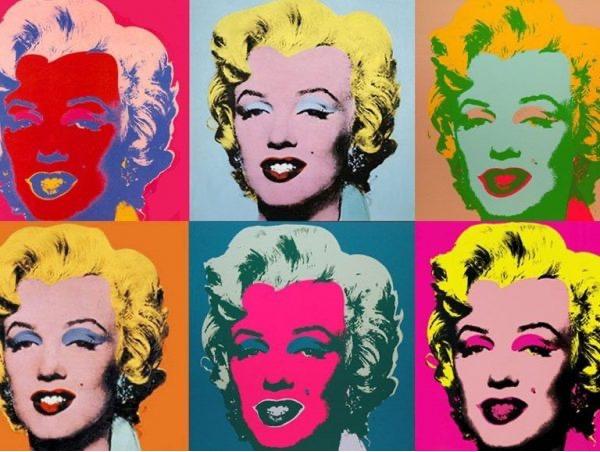 Andy Warhol Marilyn Monroe 1967